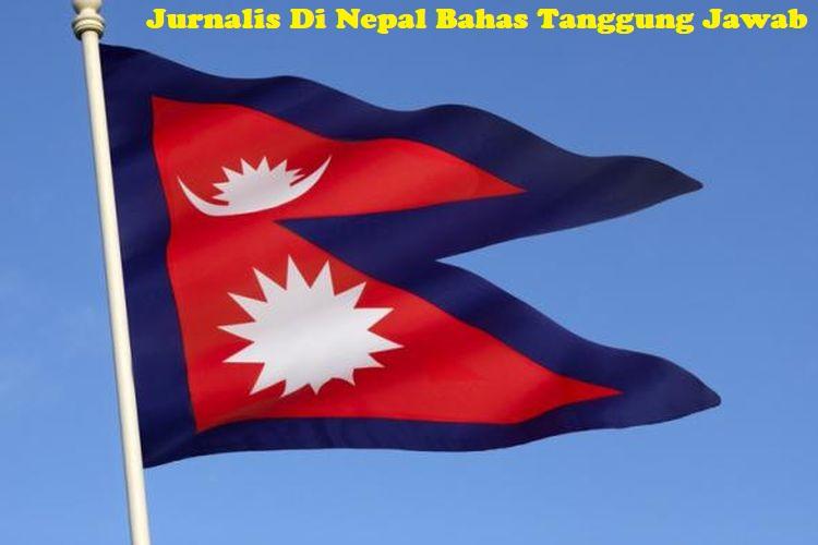 Jurnalis Di Nepal Bahas Tanggung Jawab