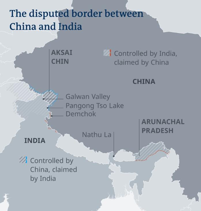 Mengapa India dan Nepal Turut Berebut Gunung-Gunung Terjal di Himalaya?